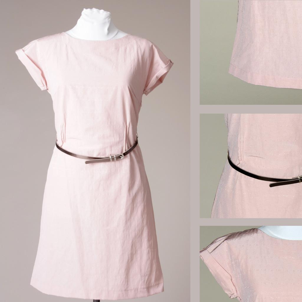 Ein schönes unkompliziertes Kleid.