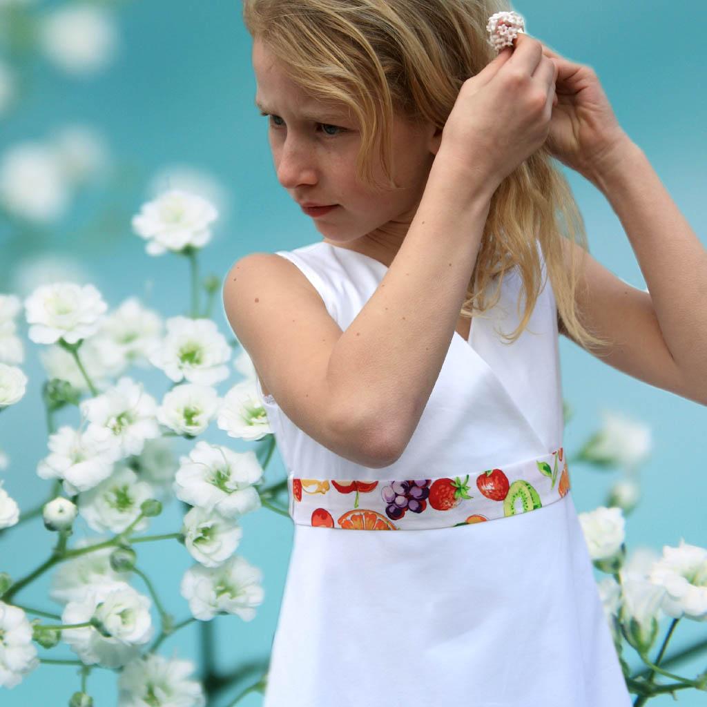 Kommunionkleid/Sommerkleid weiß