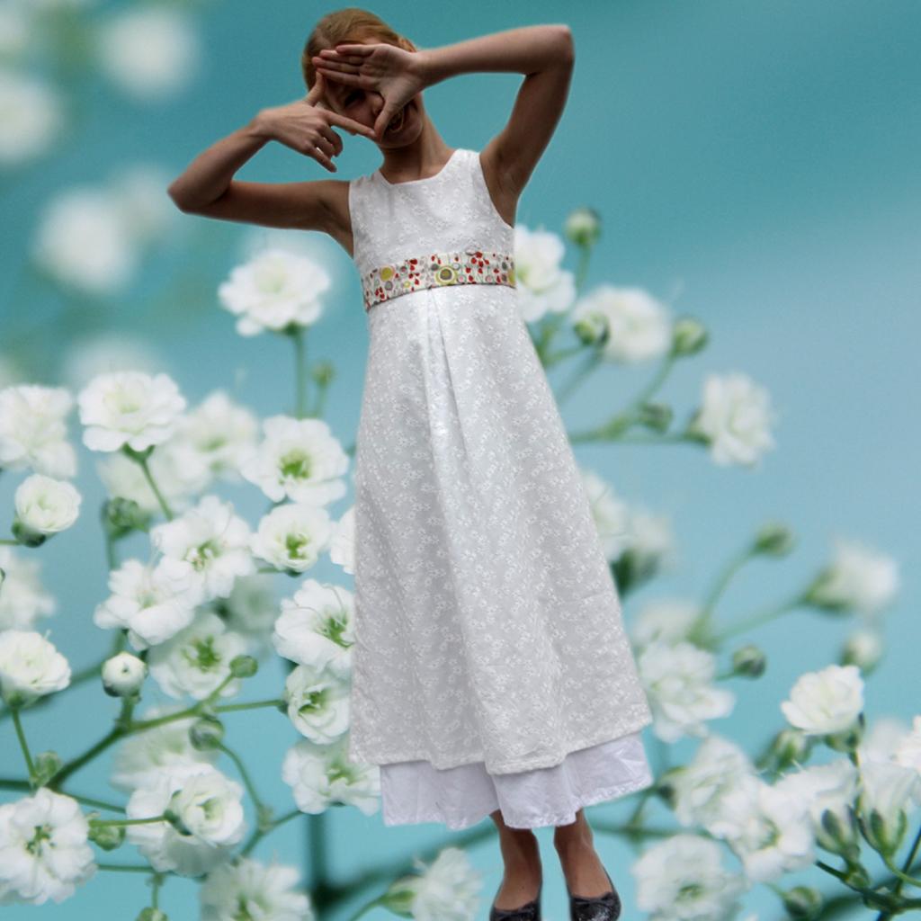 Sommerkleid/Kommunionskleid