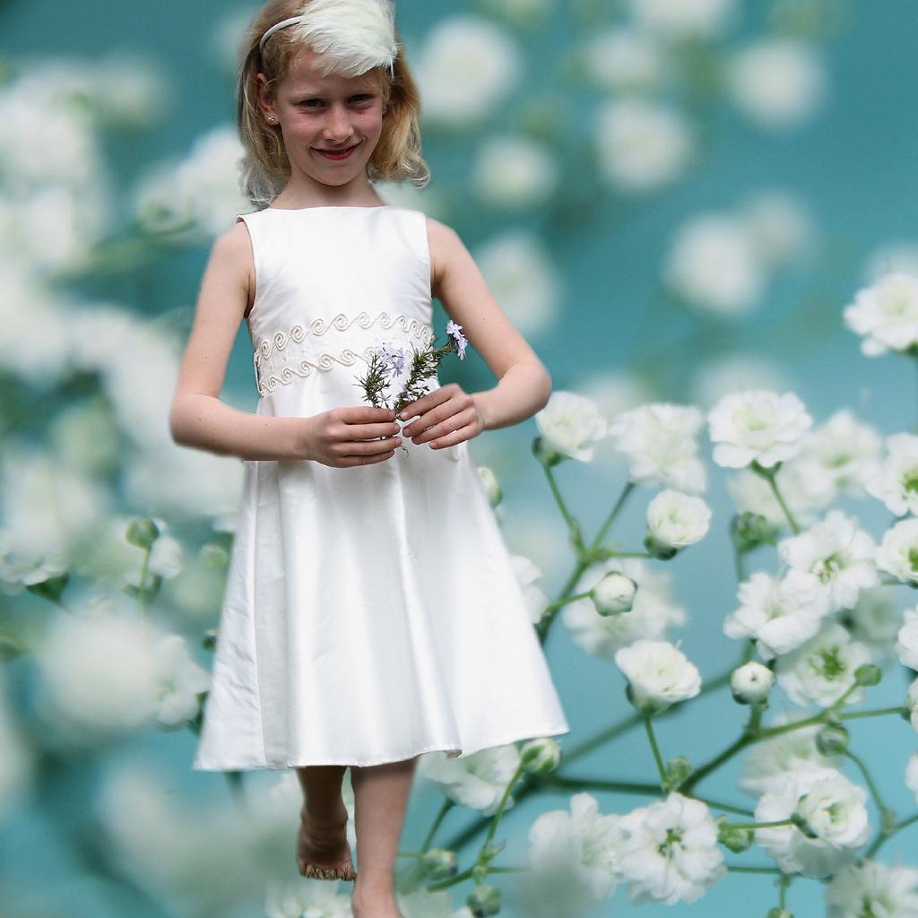 Blumenmädchen 6Jahre