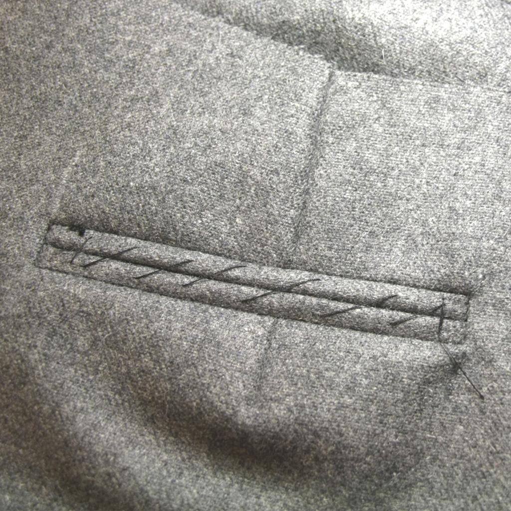 klassische Winterhose in Flanell