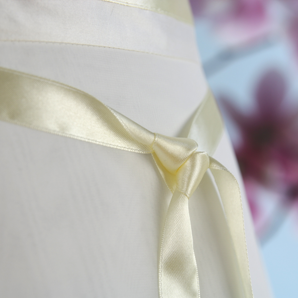 Chiffonrock Brautmode
