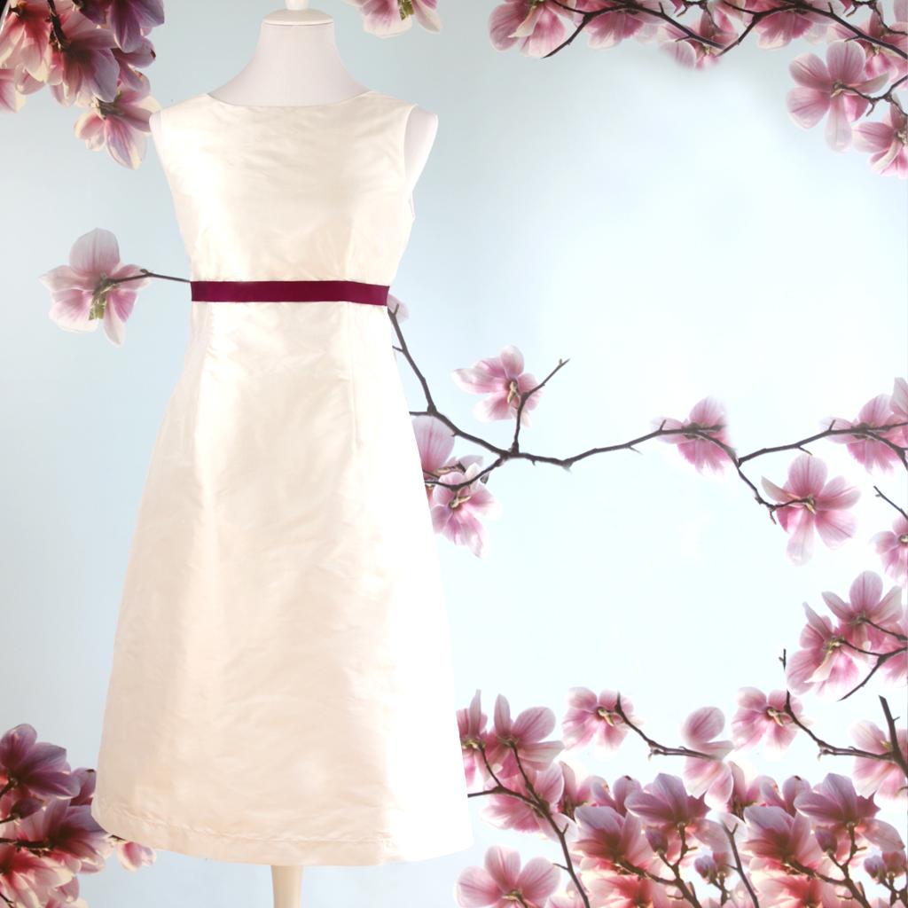Empirestil als Hochzeitskleid