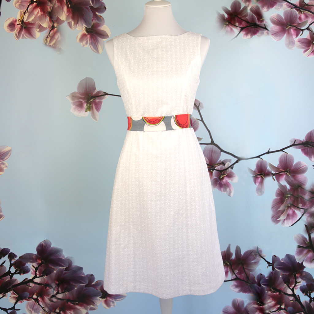 Vintagegürtel zum Kleid