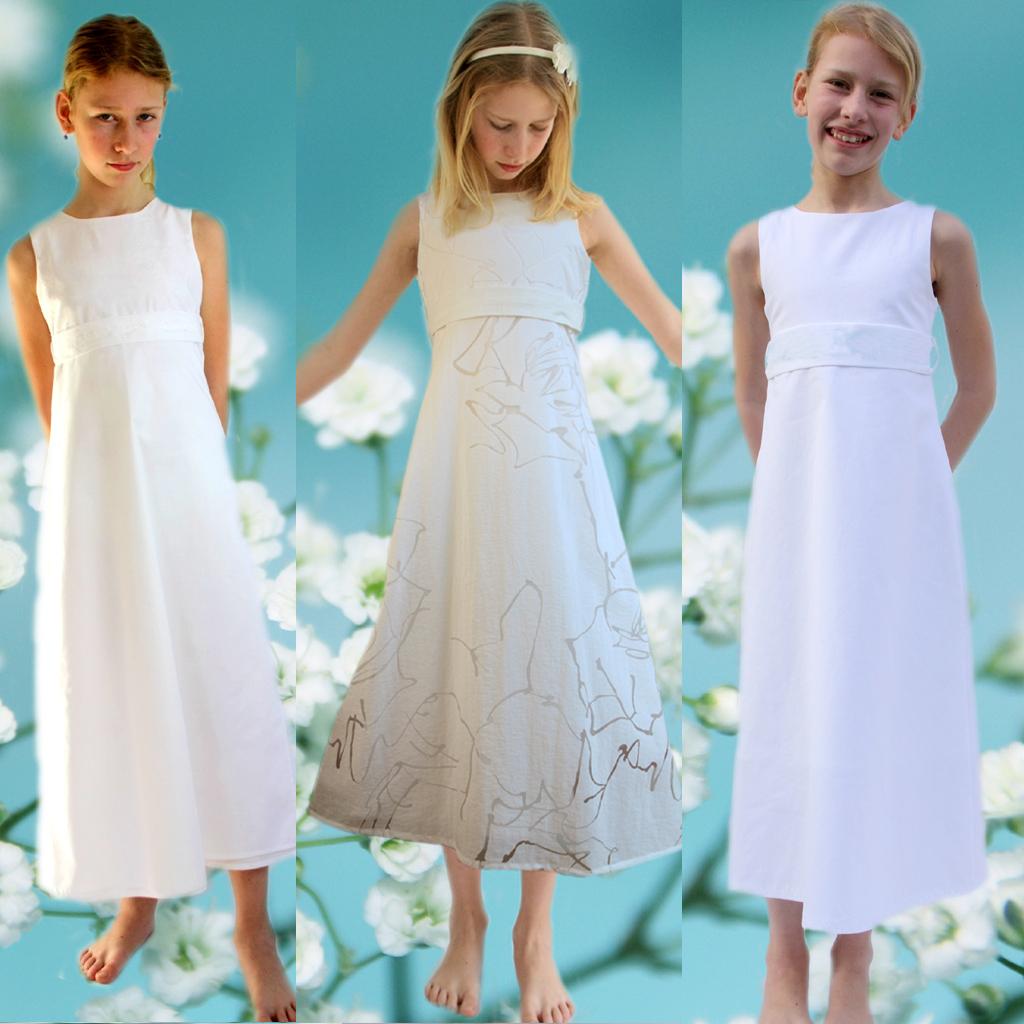 weiße Kleider aus München