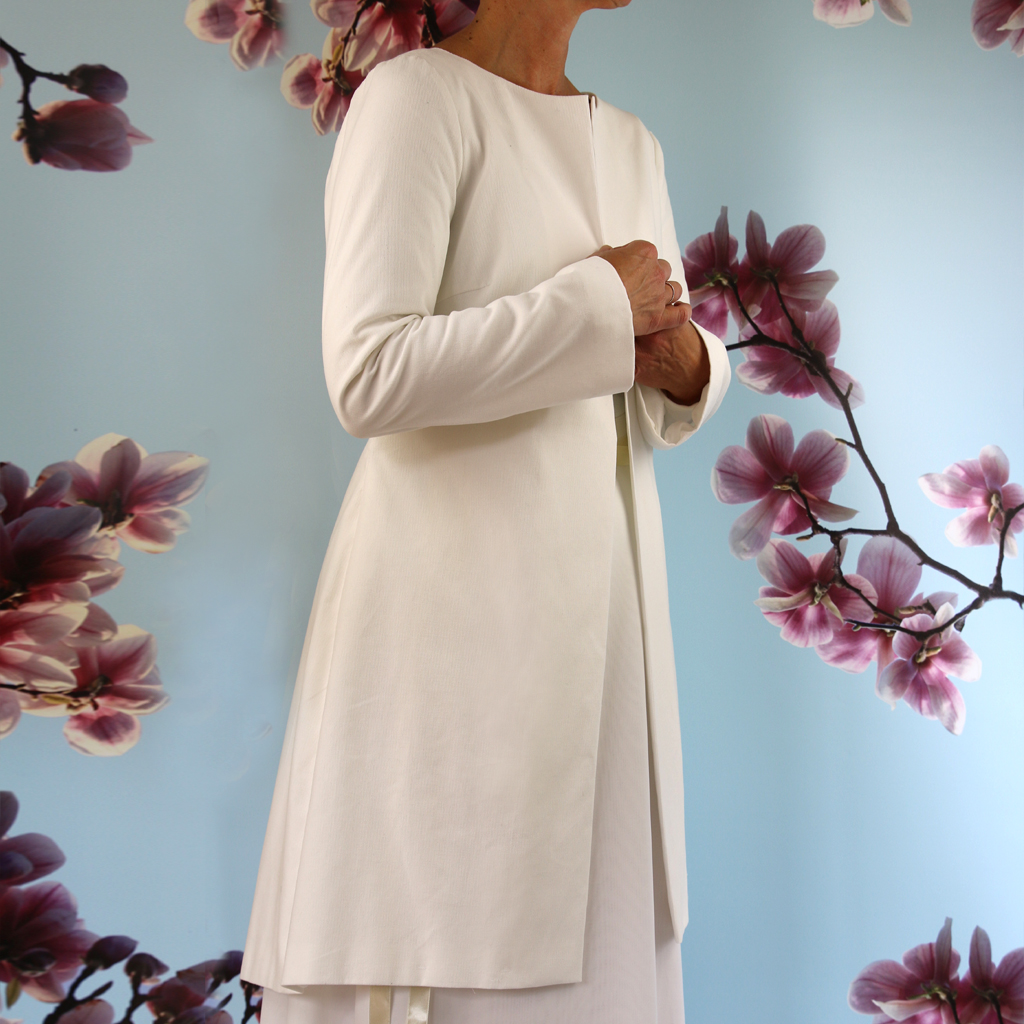 Bridal coat