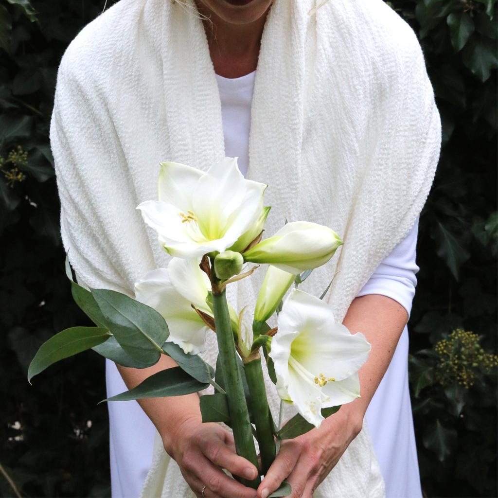 bridalscarf