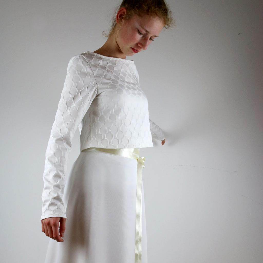 bridal Pullover