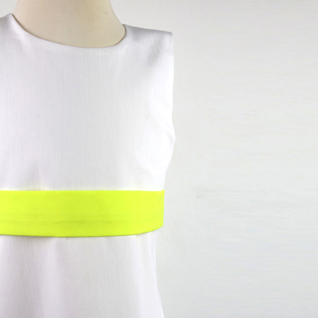 Kleidergürtel Neon