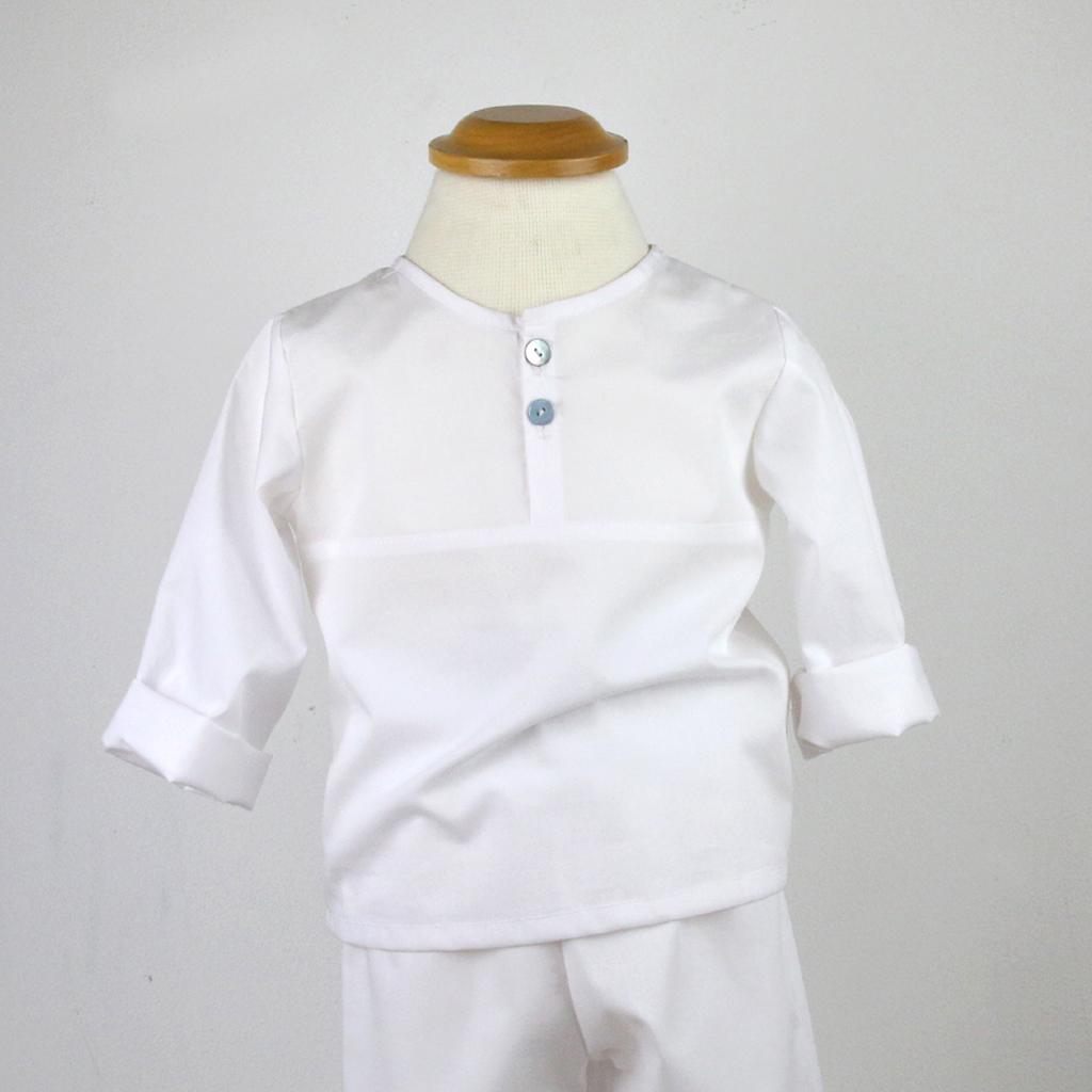 Jungenhemd für die Taufe
