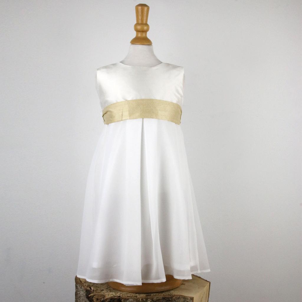 Wildseidengürtel für das Kleid