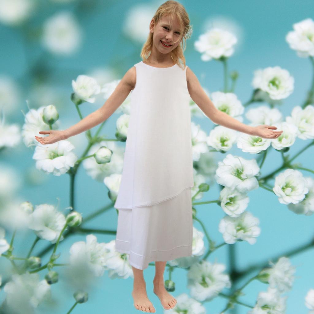 Erstkommunionkleid für große Mädchen
