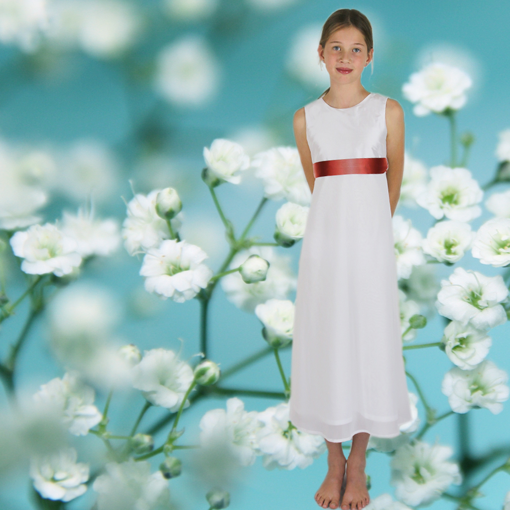 Communion Dress simply