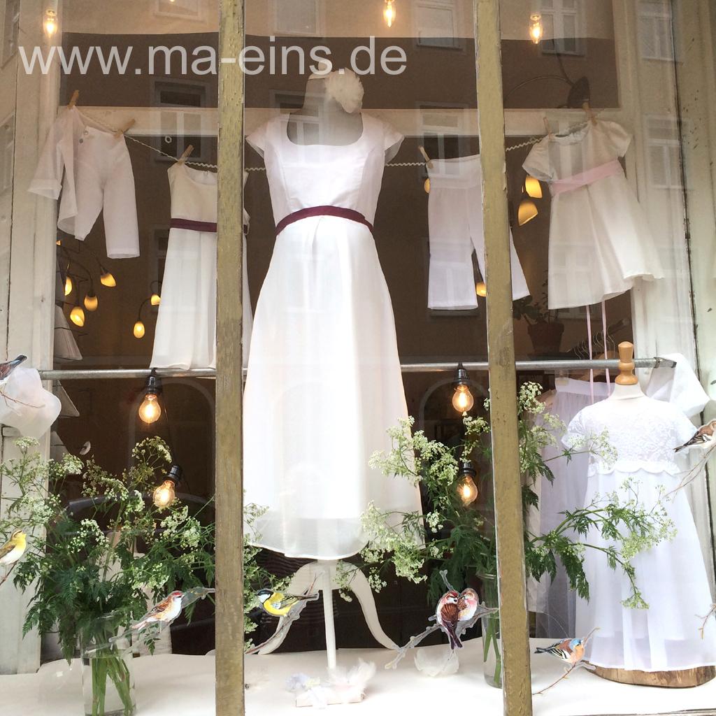 Brautkleid für Schwangere aus München