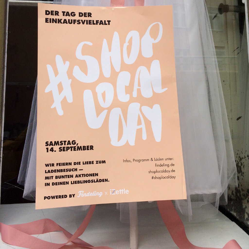 Shop Local day München ma-eins