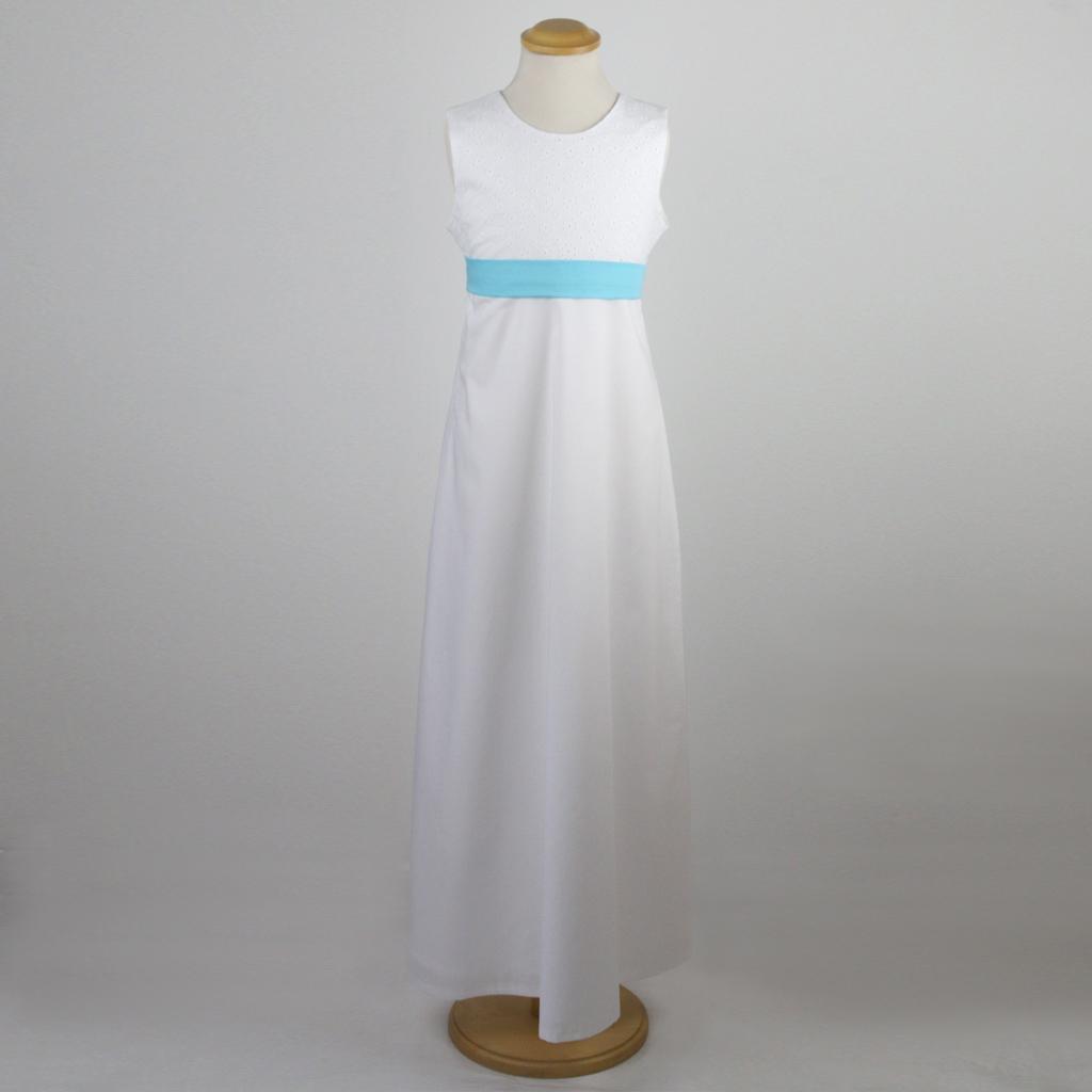 verschiedene Gürtel für die Kommunion 2021 oder als Sommerkleid danach. Erstkommunionkleider können individuell in München angefertigt werden.