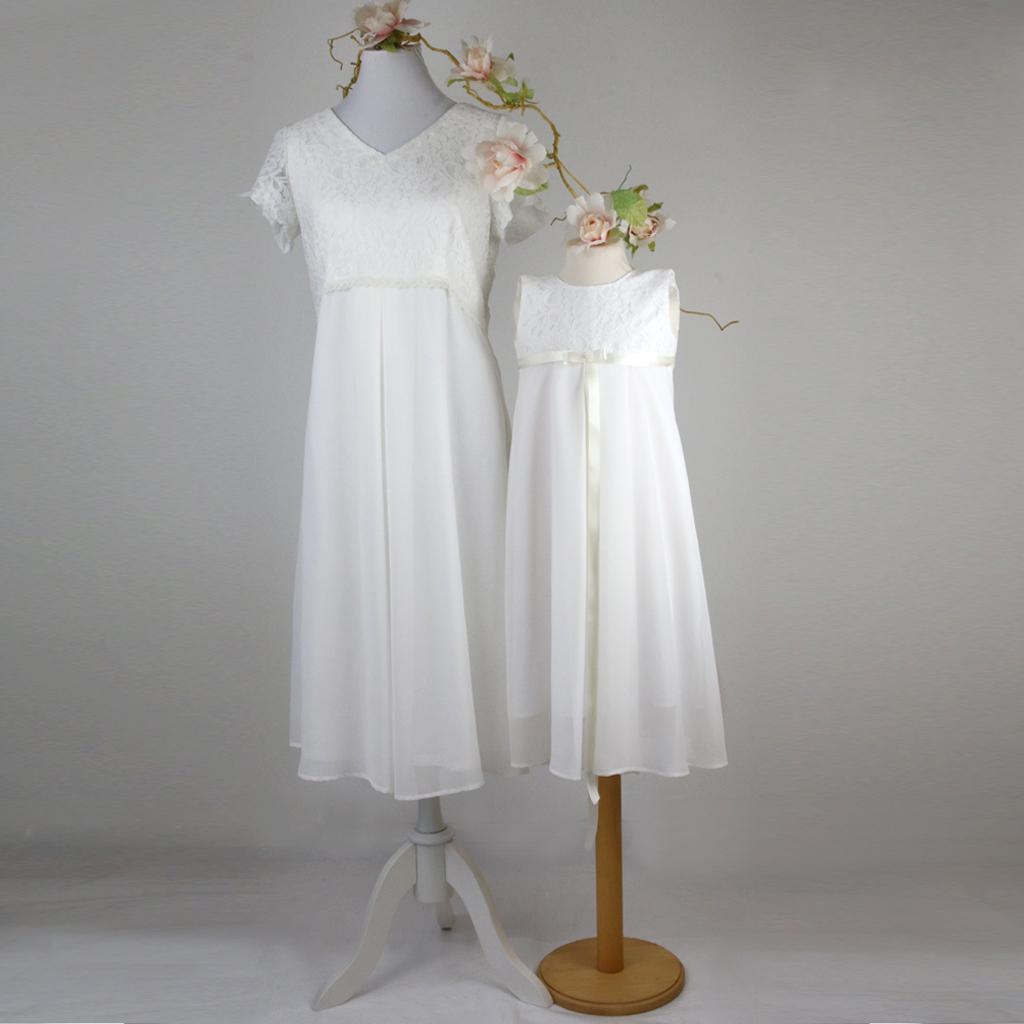 Brautkleid für Schwangere Bräute. Fair für dich in München hergestellt.